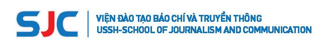 SJC – Viện Đào tạo Báo chí và Truyền thông, Trường ĐH KH Xã hội & Nhân Văn Hà Nội